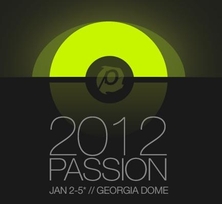 passion 2012 logo